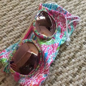 Lilly Pulitzer sunglasses